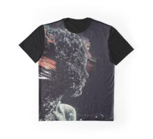 face abstract Graphic T-Shirt