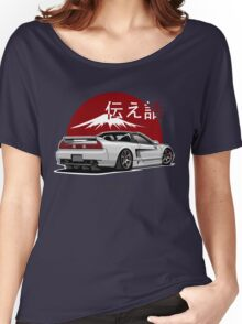 Acura / Honda NSX (white) Women's Relaxed Fit T-Shirt