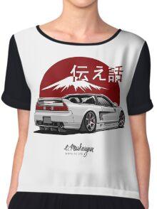 Acura / Honda NSX (white) Chiffon Top