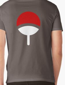 CLAN UCHIHA LOGO Mens V-Neck T-Shirt