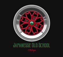 Sakura Wheels Chery Blossom (red) Unisex T-Shirt