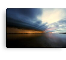 King Island Storm Canvas Print