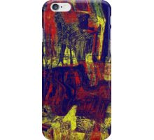 0533 Abstract Thought iPhone Case/Skin