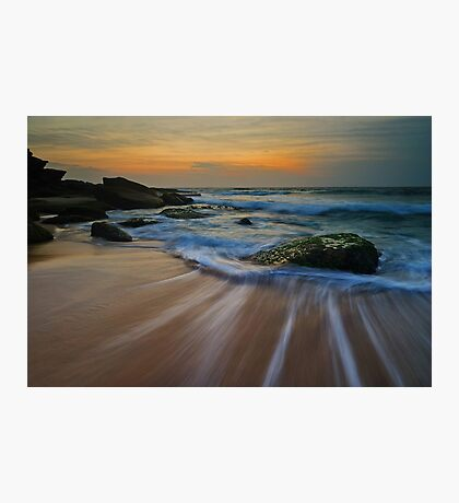 Ocean Inhale Photographic Print
