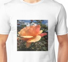 Peachy Rose Unisex T-Shirt