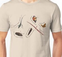Insects  Aotearoa Unisex T-Shirt