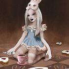 Rabbits Party by Erica Rosario