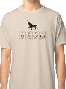 Periodic Unicorn  Classic T-Shirt