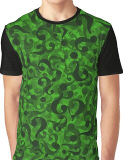 Riddler Graphic T-Shirt