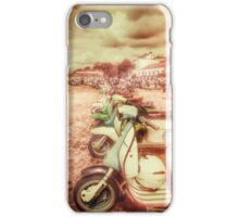 Exmouth Scooter Rally 2016 iPhone Case/Skin