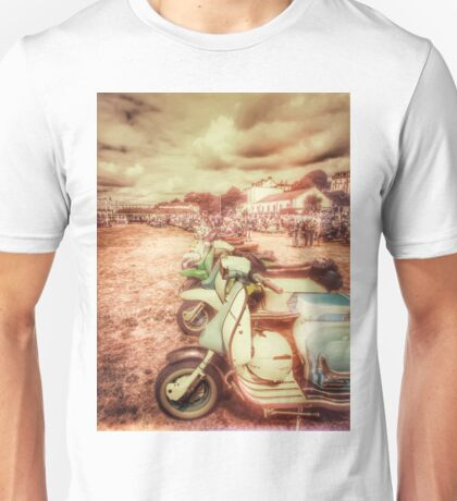Exmouth Scooter Rally 2016 Unisex T-Shirt