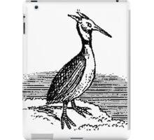 Stark Stork  iPad Case/Skin