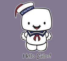 Hello Sailor! Kids Tee