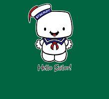 Hello Sailor! Unisex T-Shirt