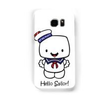 Hello Sailor! Samsung Galaxy Case/Skin