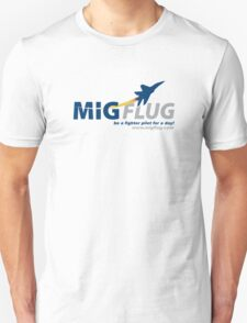 MiGFlug - Be a Fighter Pilot for a Day T-Shirt
