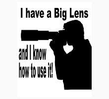 Big Lens Unisex T-Shirt