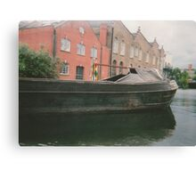 1945 canal Canvas Print
