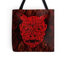 Handsome Devil Mask #1 Tote Bag