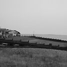 Whitstable in the Rain 1 by Tracy Duckett