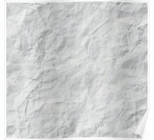 Broke Paper Poster