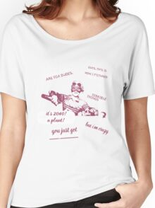 holtzmann quotes 2.0 Women's Relaxed Fit T-Shirt