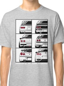 Nissan Skyline. History Classic T-Shirt
