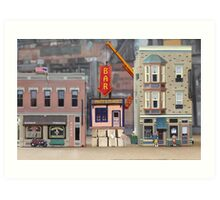 I know you have great expectations Matt, but I really think you've set the bar too high! Art Print