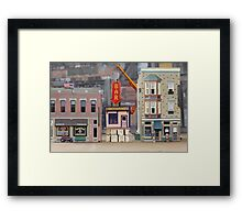 I know you have great expectations Matt, but I really think you've set the bar too high! Framed Print