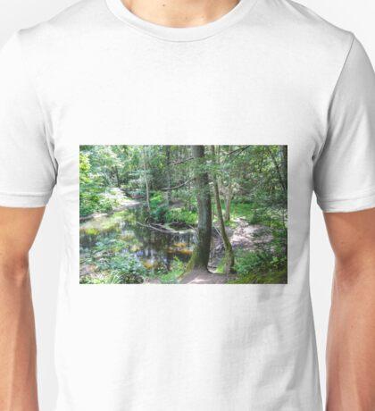 Mystical Woods Unisex T-Shirt