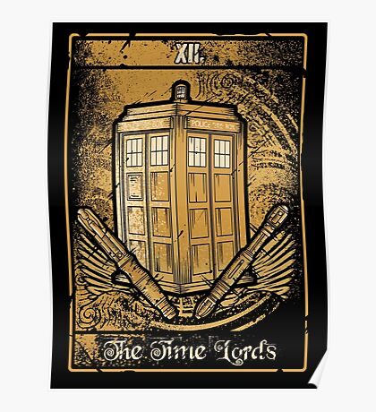 The Time Lords Poster