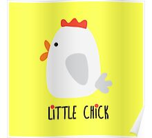 Little Chick Poster