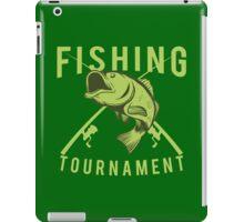 Fisher Tournament iPad Case/Skin