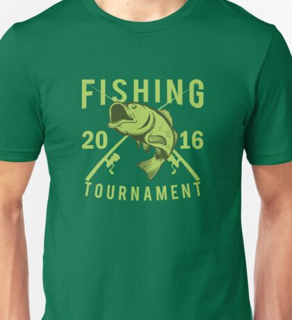 Fisher Tournament 2016 Unisex T-Shirt