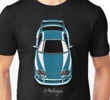Supra vertical (aquamarine) Unisex T-Shirt