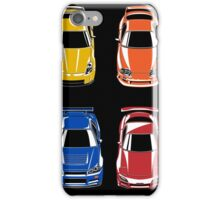 Legendary Japan Cars iPhone Case/Skin