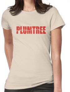 Plumtree - Scott Pilgrim Womens Fitted T-Shirt