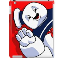 Hello I Am the Destructor iPad Case/Skin