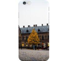 autumn evening in Prague  iPhone Case/Skin