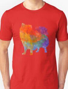Italian Volpino in watercolor Unisex T-Shirt