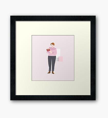 BARB / STRANGER THINGS Framed Print