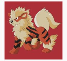 Pokemon Go Arcanine (T-Shirts, Phone cases and more) One Piece - Long Sleeve