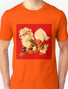 Pokemon Go Arcanine (T-Shirts, Phone cases and more) Unisex T-Shirt