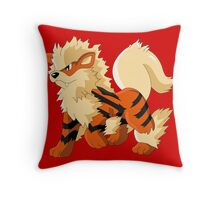 Pokemon Go Arcanine (T-Shirts, Phone cases and more) Throw Pillow