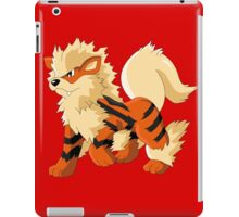 Pokemon Go Arcanine (T-Shirts, Phone cases and more) iPad Case/Skin