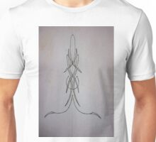 pinstriping 3 Unisex T-Shirt