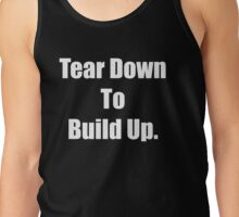 Tear Down Tank Top