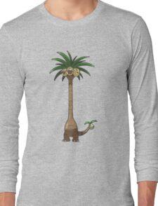 Alola Exeggutor T Shirt Long Sleeve T-Shirt
