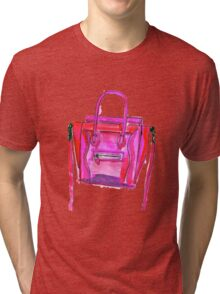 Pink  Bang  Tri-blend T-Shirt
