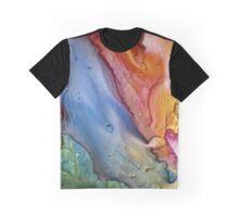 Forest Rain Palette Graphic T-Shirt